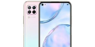 Huawei P40 Lite is here with a hole-punch display, 48MP quad cameras