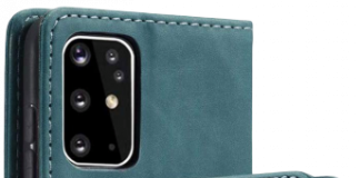 Combine your wallet and phone case for your Galaxy S20+