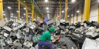 The United States has a colossal e-waste problem. This is why