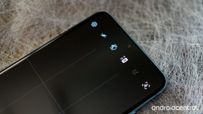 How to shoot and edit 8K video on the Galaxy S20
