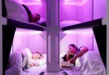 Air New Zealand unveils sleep pods for passengers in coach