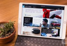 Apple may develop an iPad keyboard with a built-in trackpad