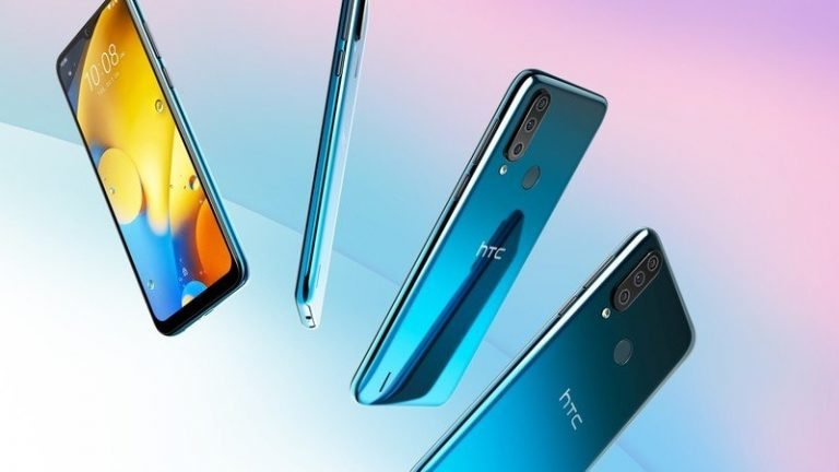 HTC's new Wildfire R70 ships with Android 9 and a Micro-USB connector