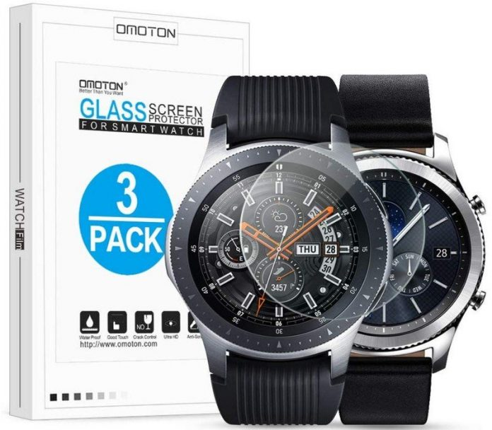These are the best screen protectors for the Gear S3