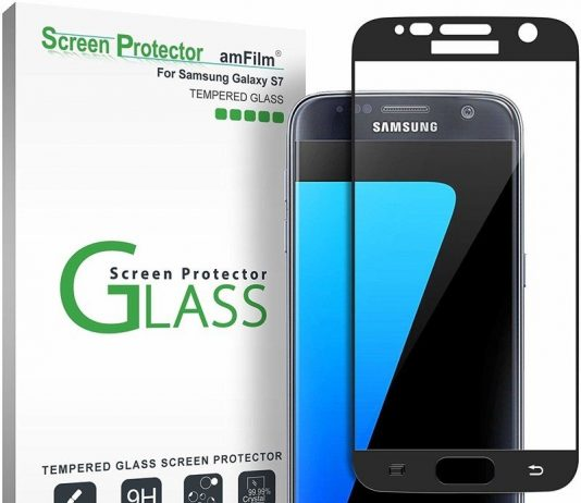 Protect your Galaxy S7 with these affordable screen protectors