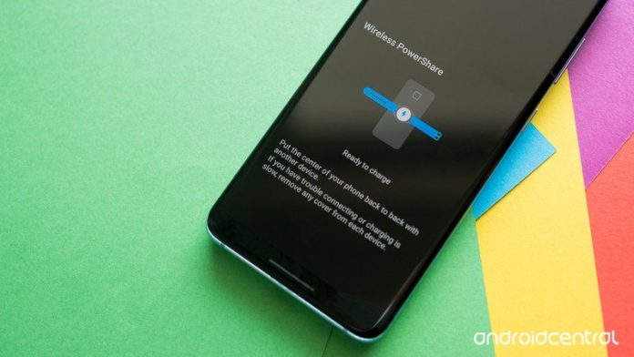How to use Wireless PowerShare on the Galaxy S20