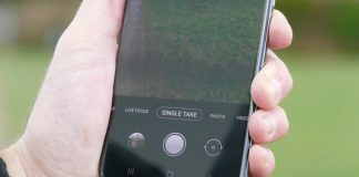 How to use Samsung's Single Take camera mode on the Galaxy S20 Ultra