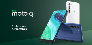 Motorola G8 launches with triple camera, massive battery