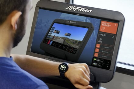 Life Fitness adds Samsung Galaxy Watch integration to cardio workout machines