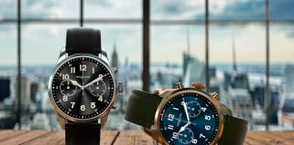 Montblanc's Summit 2 Plus is a luxury smartwatch with 4G LTE