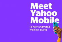 Verizon launches Yahoo Mobile with $40 unlimited rate plan