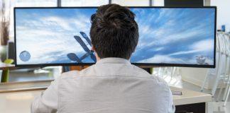 The biggest ultrawide monitors in 2020