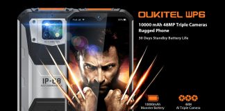 Giveaway Alert: Oukitel offers up ten of its WP6 phone ahead of launch