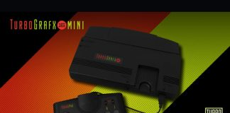 Konami's TurboGrafx16 console is back, and it's a treasure trove of retro gaming