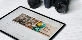 Adobe Aero let me walk through my own photographs in augmented reality