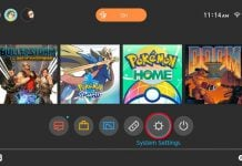 How to use the hidden Nintendo Switch browser
