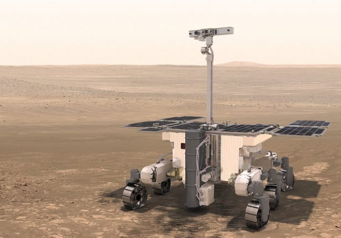 ExoMars mission delay means no launch until at least 2022