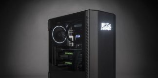 We're giving away an insanely powerful $3,899 Falcon NW Talon gaming desktop