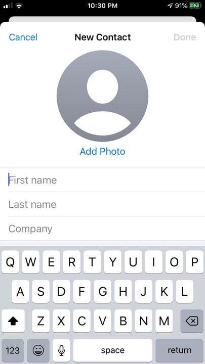 How to share your Wi-Fi password from your iOS device