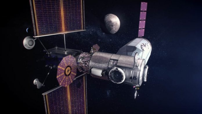 NASA's Lunar Gateway will research radiation and space weather