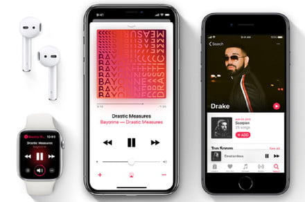 Apple Music reportedly renews deals with major record labels, but no bundle yet
