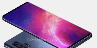 Mid-range Motorola Edge leaks out with 'waterfall' display, Snapdragon 765