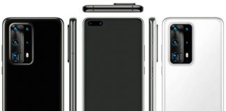 Huawei P40 official teaser shows off curved screen, massive camera bump