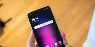 The LG V60 launches in the U.S. this week for as little as $799