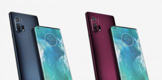 Motorola's new flagship phone shown off from every angle in leaked renders