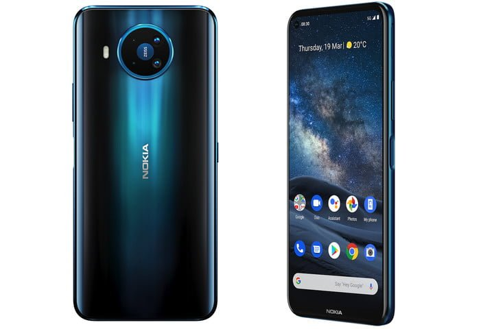 Nokia's 8.3 5G is a truly global phone with a cinematic camera