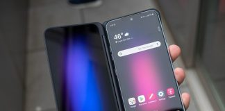 The LG V60 ThinQ goes on sale in the U.S.