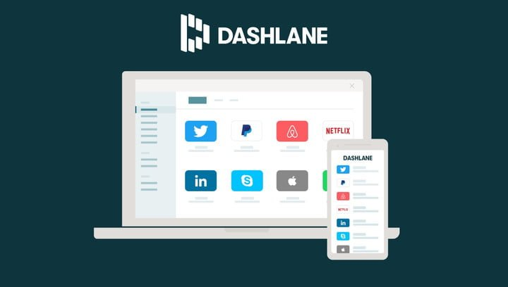 Protect your privacy with Dashlane password manager, and how to sign up