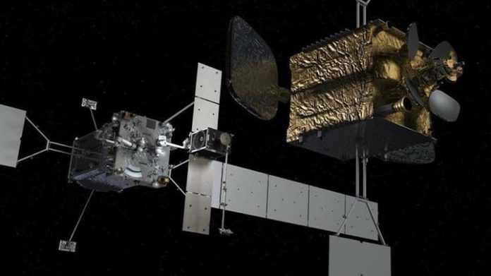 DARPA is building a robotic space mechanic to fix satellites in orbit