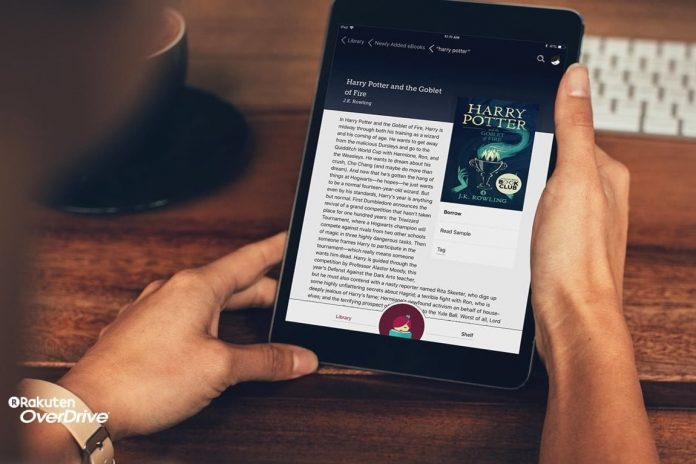 How to borrow e-books from your public library