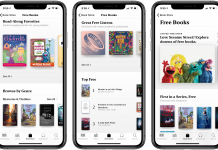Apple Offers Free Books and Audiobooks to Users in U.S. for Limited Time Only