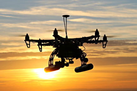 French police the latest to use speaker-drones to enforce coronavirus lockdown