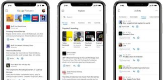 Google Podcasts App Expands to iOS