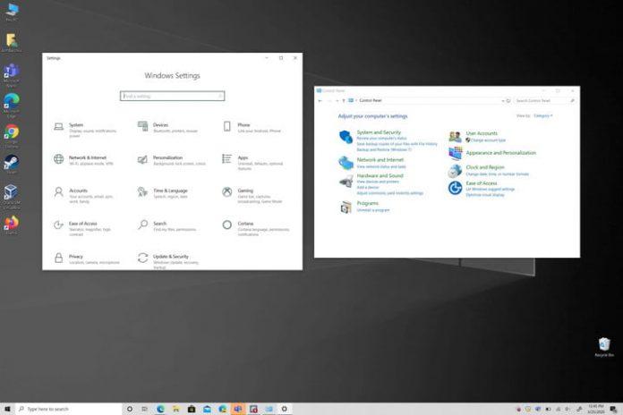 Microsoft may finally kill the legacy Control Panel in Windows 10