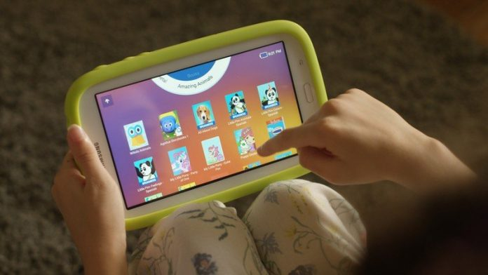 Walmart has some great tablets to help keep your kids hungry to learn