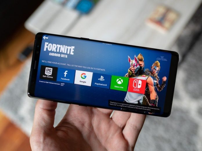 How to limit child purchases on Fortnite for Android and PS4