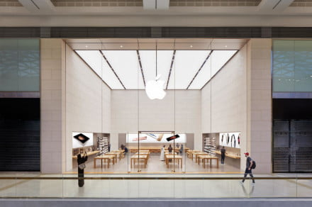 Apple may reopen some of its stores in the first half of April