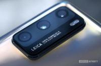 Huawei P40 camera housing