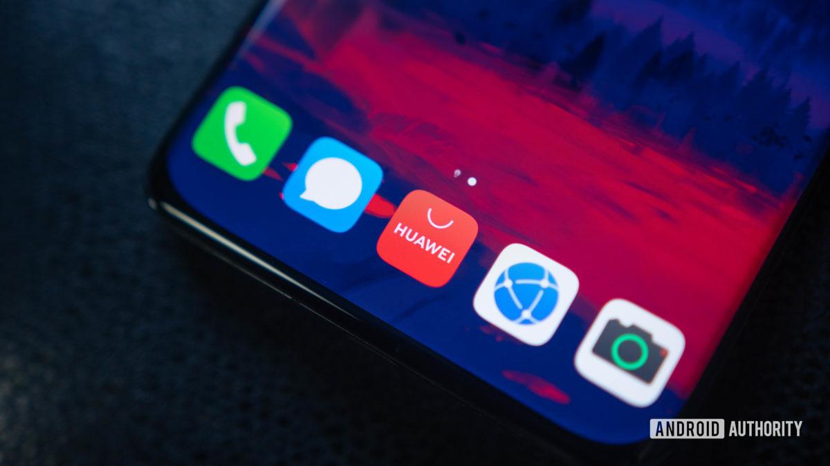 Huawei P40 Pro Huawei App Gallery Logo