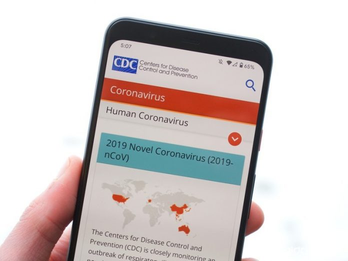 The WHO is working on a coronavirus app for both iOS and Android
