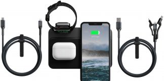 Deals: Nomad Offering 50% Off Kevlar Lightning and USB-C Cables With Purchase of Wireless Charging Base Station