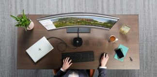 The perfect home office is one click away with HP's office-in-a-box selection