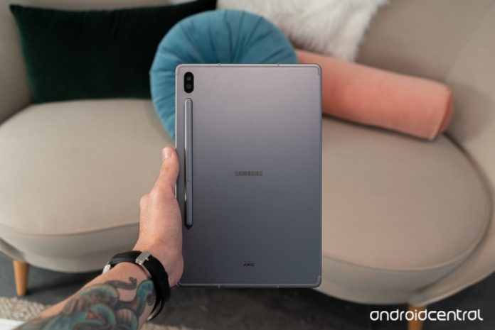 The Galaxy Tab S6 is the best Android tablet you can buy