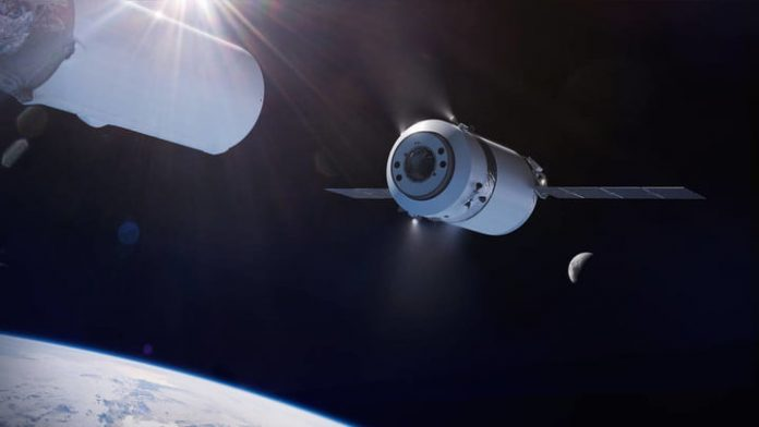 SpaceX selected to deliver cargo to NASA's Lunar Gateway space station