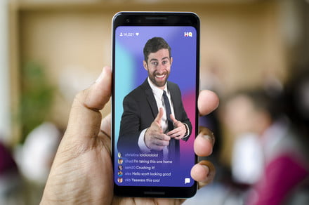 HQ Trivia returns just when you need it the most
