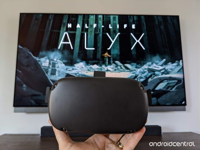 How to play Half-Life: Alyx on the Oculus Quest